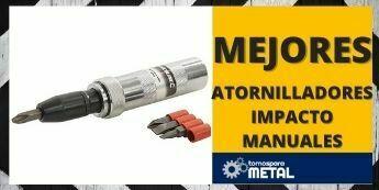 atornilladores de impacto manuales